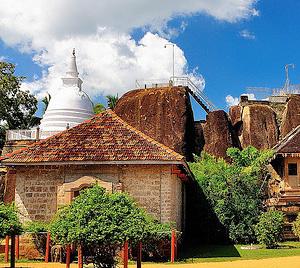 Isurumuniya Temple, Anuradhapura Sri Lanka
