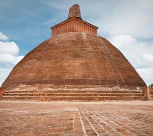 Abhayagiri Dagoba, Anuradhapura Sri Lanka