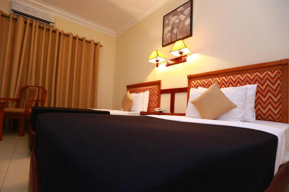 Deluxe Rooms at Heritage Hotel Anuradhapura